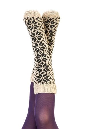 long socks: Winter socks