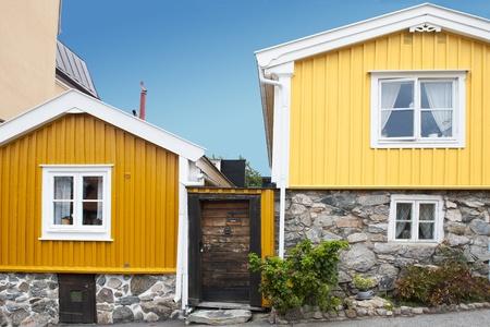 Scandinavian architecture photo