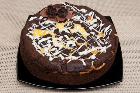 garnishing: Cheesecake