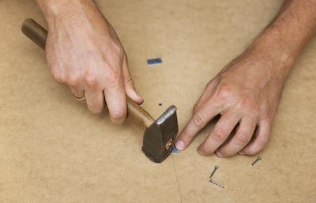 Nailing  photo