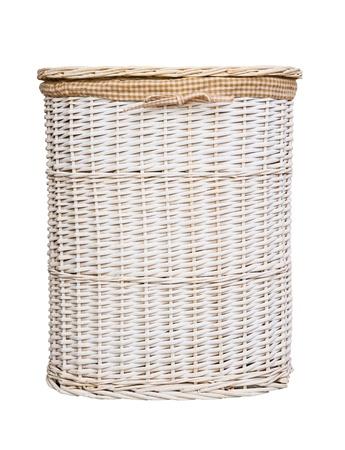 Laundry basket Stock Photo - 14811187