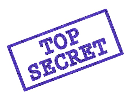 secret word: Top Secret