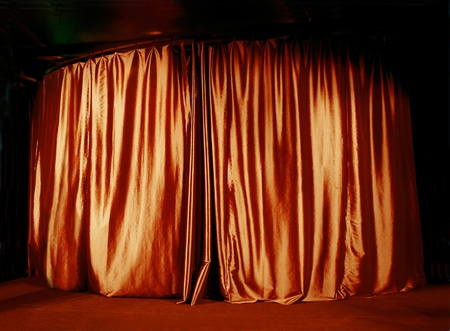 Curtain photo