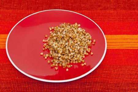 free plate: Buckwheat