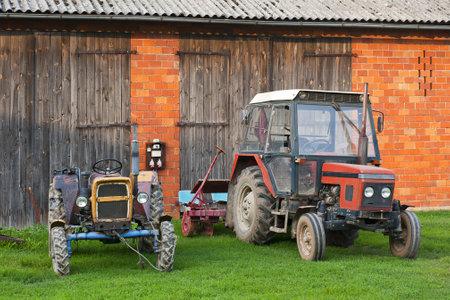 old tractors: Farm Editorial