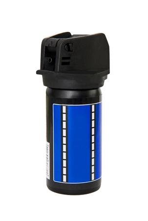 fend: Pepper Spray gas