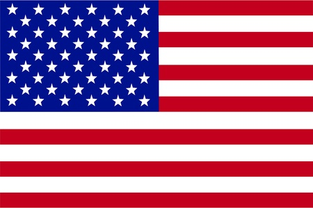 president of the usa: Flag of USA