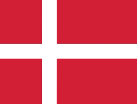 Flag of Denmark Stock Vector - 16082082