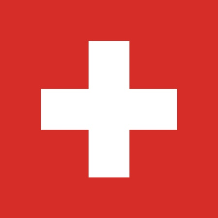 Flag of Switzerland Stock Vector - 16159575