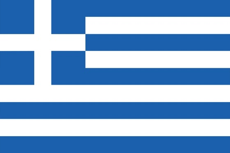 Flag of Greece Stock Vector - 16159596