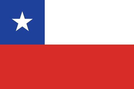 spanish flag: Flag of Chile