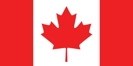 canadian icon: Flag of Canada
