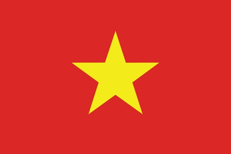 Flag of Vietnam Stock Vector - 16159673