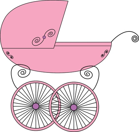 baby carriage: Baby stroller