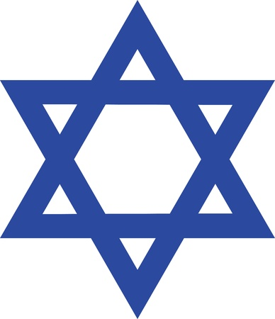 hannukah: Star of David
