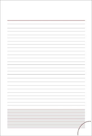 Page Stock Vector - 17388247