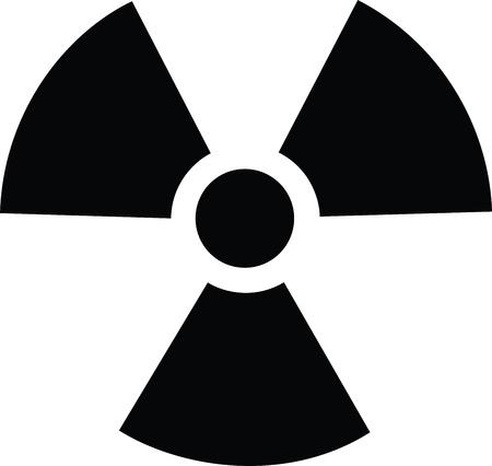 radiacion: Radiación peligro Vectores
