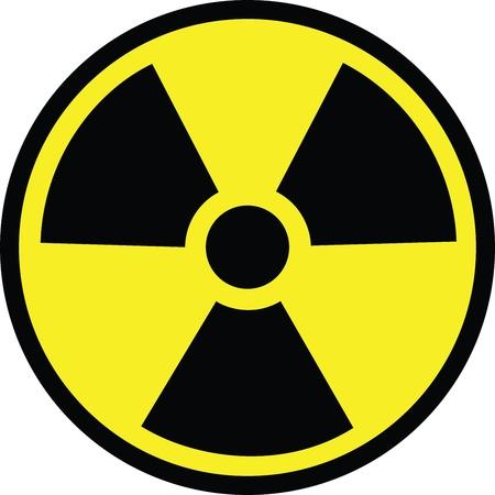 radiacion: Radiaci�n peligro Vectores