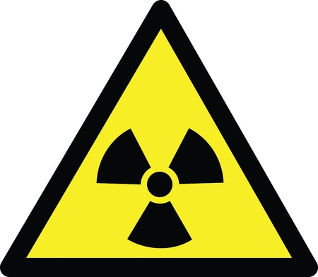 Radiation danger Stock Vector - 17582164