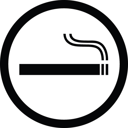 Smoking Stock Vector - 17582171