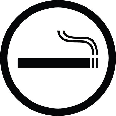 fag: Smoking Illustration