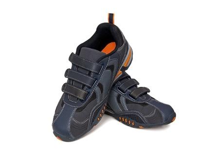 educacion fisica: Zapatos del deporte