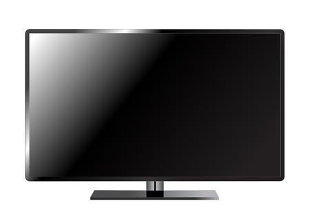flatscreen: TV