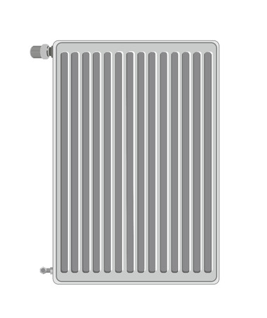 heater: Radiator Illustration