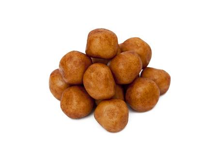 Marzipan balls photo
