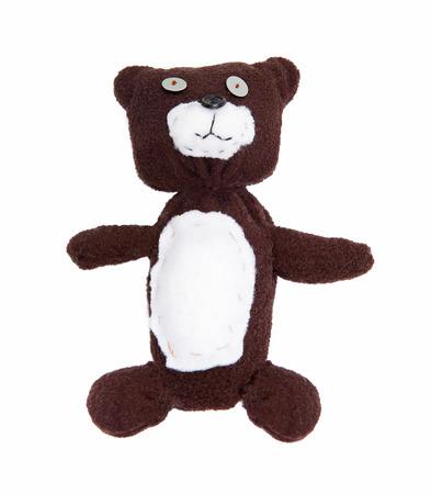 cuddly: Teddy bear