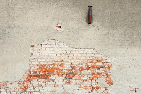 Wall background photo