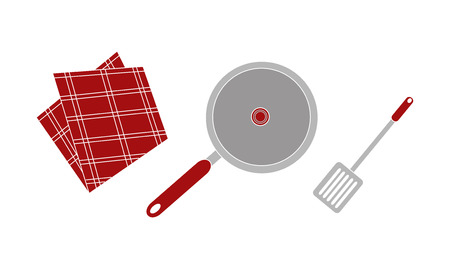 Cooking set Vector