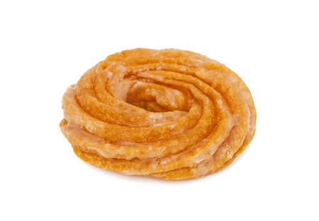choux bun: Cake Stock Photo