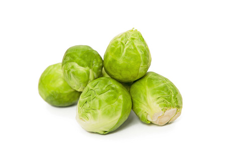 Brussels sprouts Banque d'images