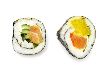 sushi plate: Sushi