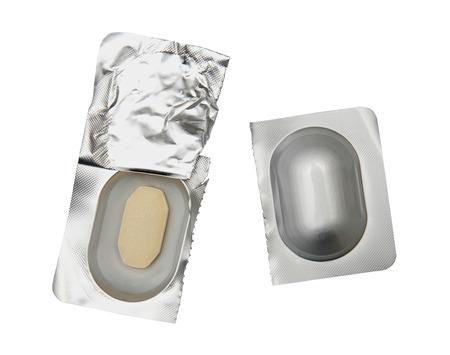 bacteria antibiotic: Medicine tablet
