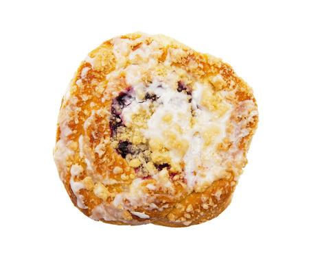 bun: Sweet bun Stock Photo