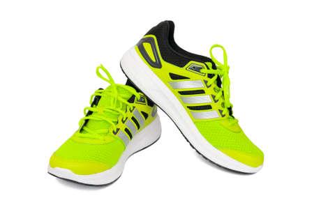 chaussure: Chaussures de sport Banque d'images