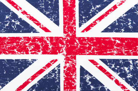 British flag pattern illustration