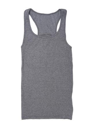 men shirt: Sleeveless Shirt