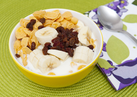 raisins: Healthy breakfast