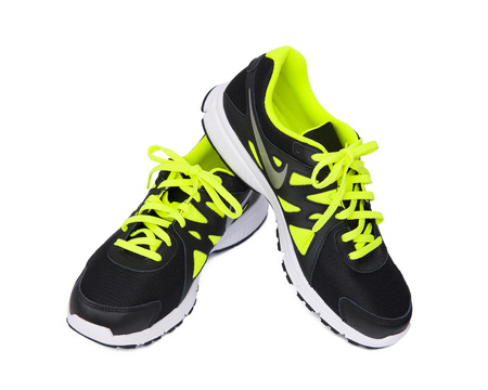Sports shoes 版權商用圖片