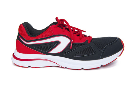 red shoes: Sports shoe