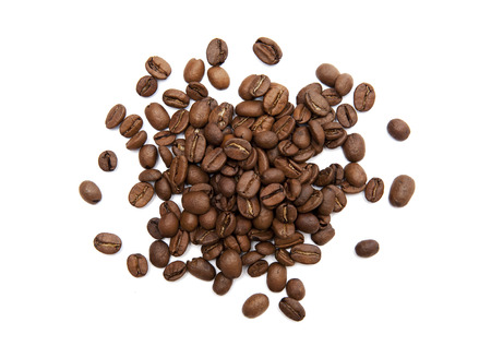 coffee maker: coffee beans