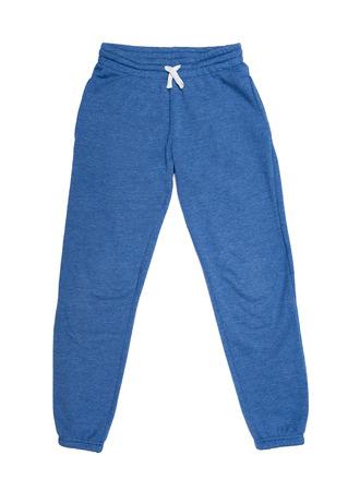 kids dress: sweatpants Stock Photo