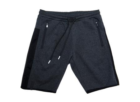 Shorts isolated on the white background Stock Photo