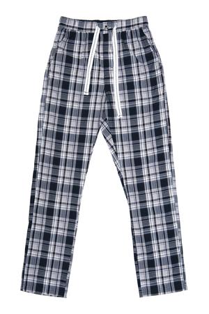 nightwear: Pajamas isolated on the white background