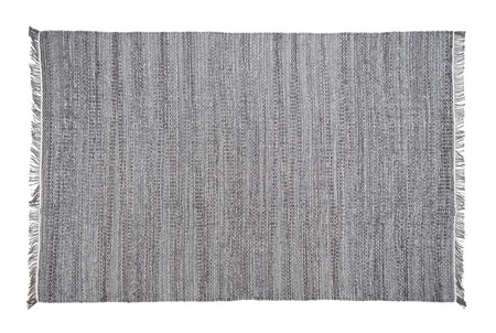 Carpet isolated on the white background 스톡 콘텐츠