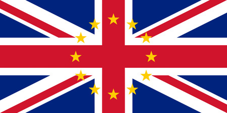 Brexit vector illustration