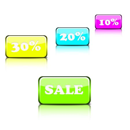 Plain aqua button - internet button Stock Photo - 4734917